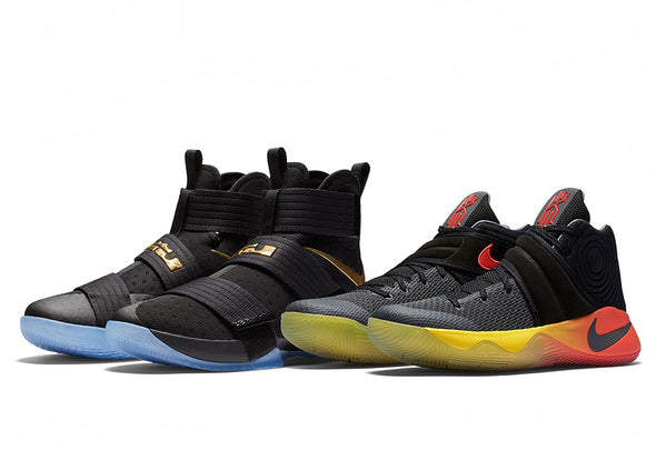 Nike LeBron/Kyrie Game 5 Championship Pack