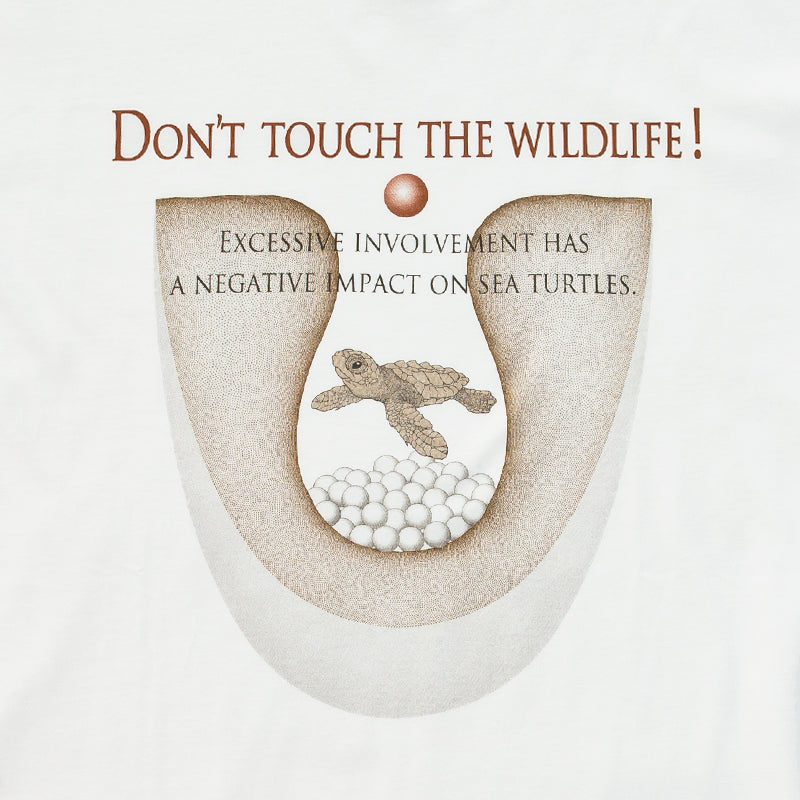 Don't Touch The Wildlife