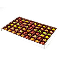 Marzipan by Marlow 54 pc. pack Assorted Fruits