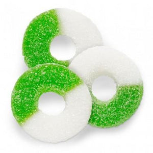 Sour Apple Rings
