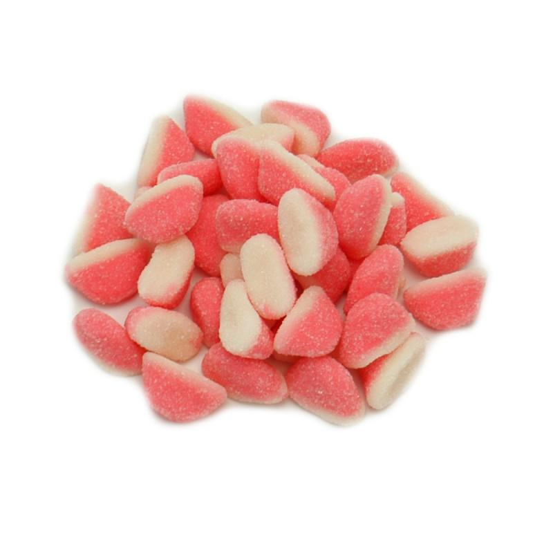 Strawberry Puffs