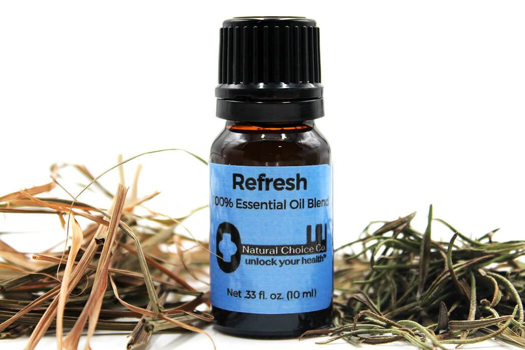 Refresh Essential Oil Blend - Natural Choice Company