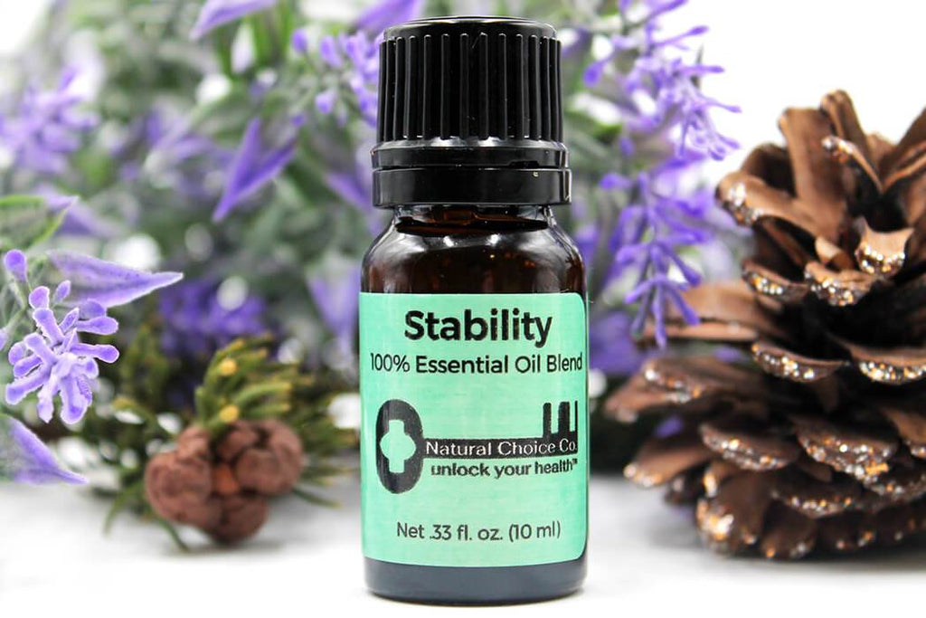 Stability Essential Oil Blend - Natural Choice Company