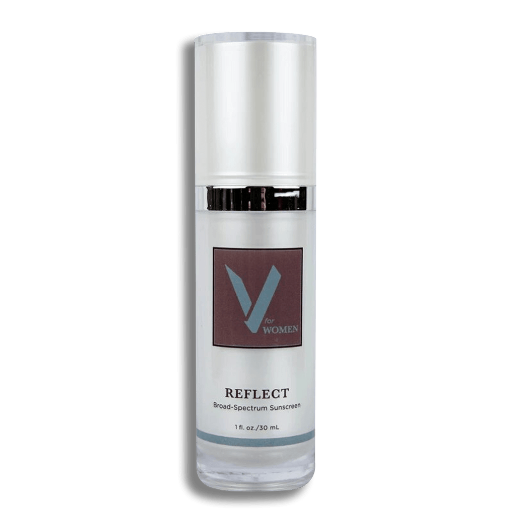 Reflect For Women - Broad Spectrum Sunscreen - www.vskincareline.com