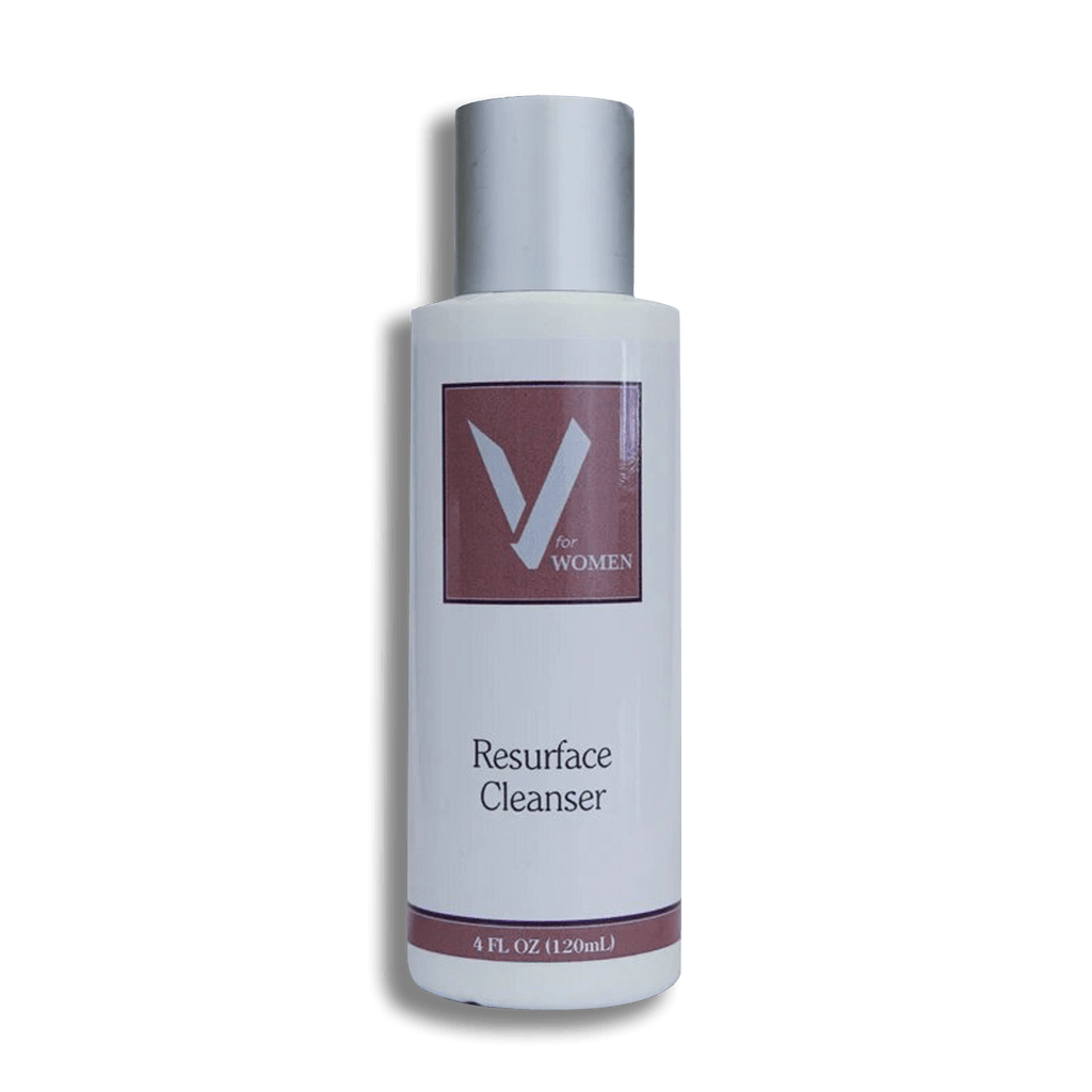 Resurface Cleanser for Women - www.vskincareline.com