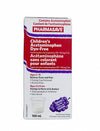 Pharmasave Acetaminophen Children's Suspension Liquid - Grape 160mg - Simpsons Pharmacy