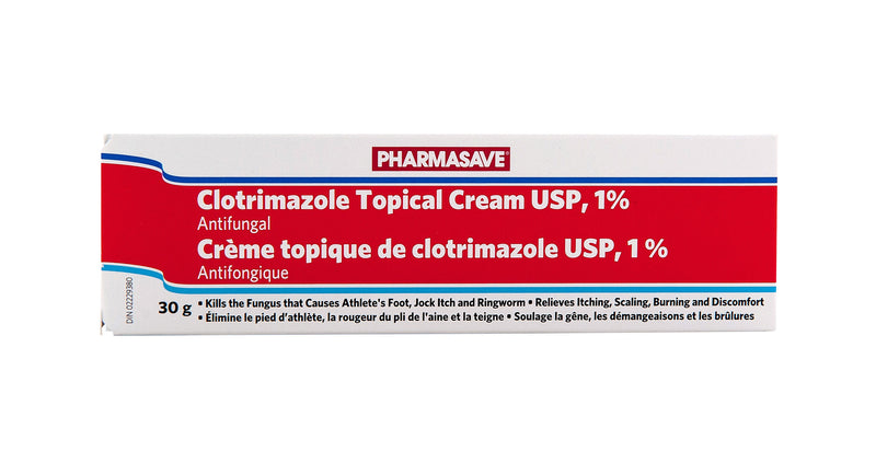 Pharmasave Clotrimazole Cream - Simpsons Pharmacy