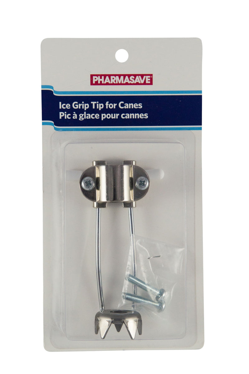 Pharmasave Cane Tip - Five Pronged Ice Attachment - Simpsons Pharmacy