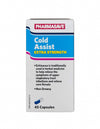 Pharmasave Cold Assist Extra Strength - 45 Capsules - Simpsons Pharmacy