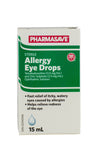 Pharmasave Allergy Eye Drops - Simpsons Pharmacy