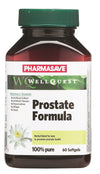 Pharmasave WellQuest Prostate Formula 100% Pure Softgels - Simpsons Pharmacy