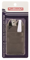Pharmasave Travel Manicure Set - 4 Pieces - Simpsons Pharmacy