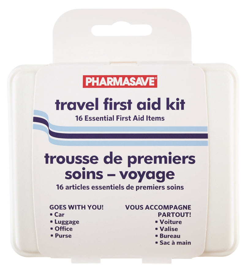 Pharmasave Travel First Aid Kit - Simpsons Pharmacy