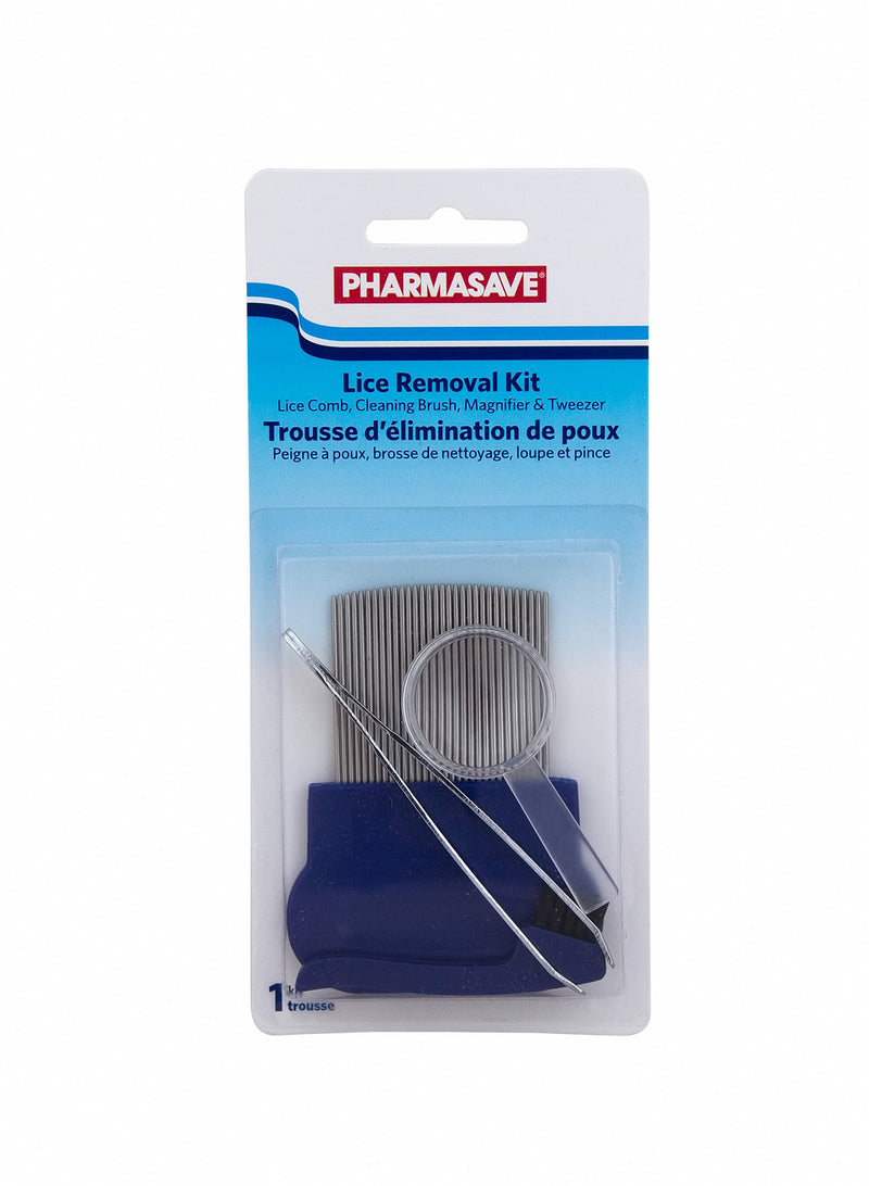 Pharmasave Lice Removal Kit - Simpsons Pharmacy