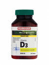 Pharmasave WellQuest Vitamin D3 1000IU Tablets - Simpsons Pharmacy