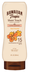 Hawaiian Tropic Sheer Touch Oil-Free Sunscreen SPF 15 - 240ml - Simpsons Pharmacy