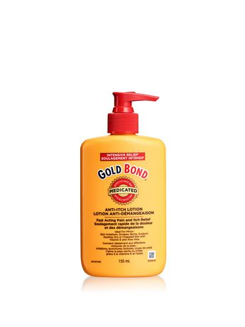 Gold Bond Anti-Itch Lotion 155ml - Simpsons Pharmacy