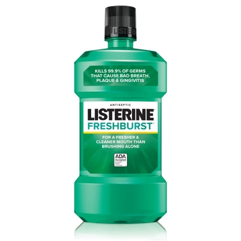 LISTERINE MOUTHWASH - FRESH BURST 1LT - Simpsons Pharmacy