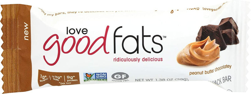 love good fats peanut butter chocolate - Simpsons Pharmacy