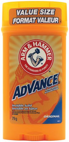 ARM AND HAMMER ADVANCE ANTIPERSPIRANT 73G - Simpsons Pharmacy