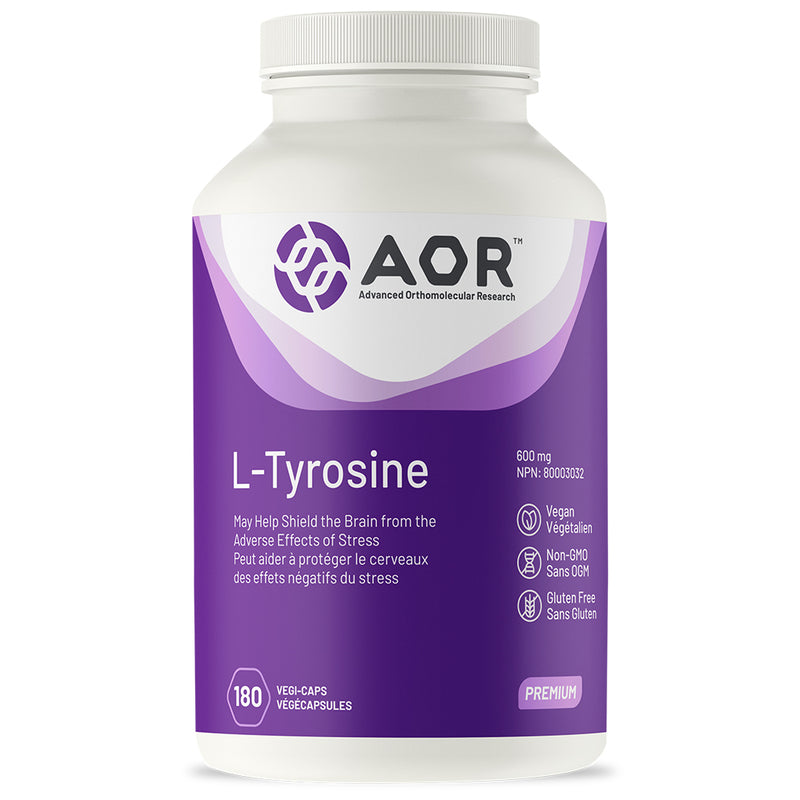 L-Tyrosine AOR - Simpsons Pharmacy