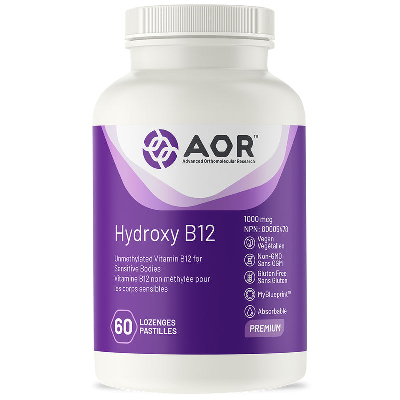 Hydroxy B12 AOR - Simpsons Pharmacy
