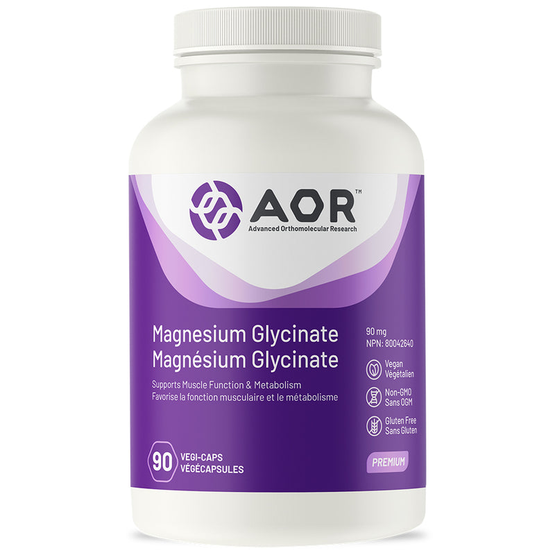 Magnesium Glycinate  AOR - Simpsons Pharmacy