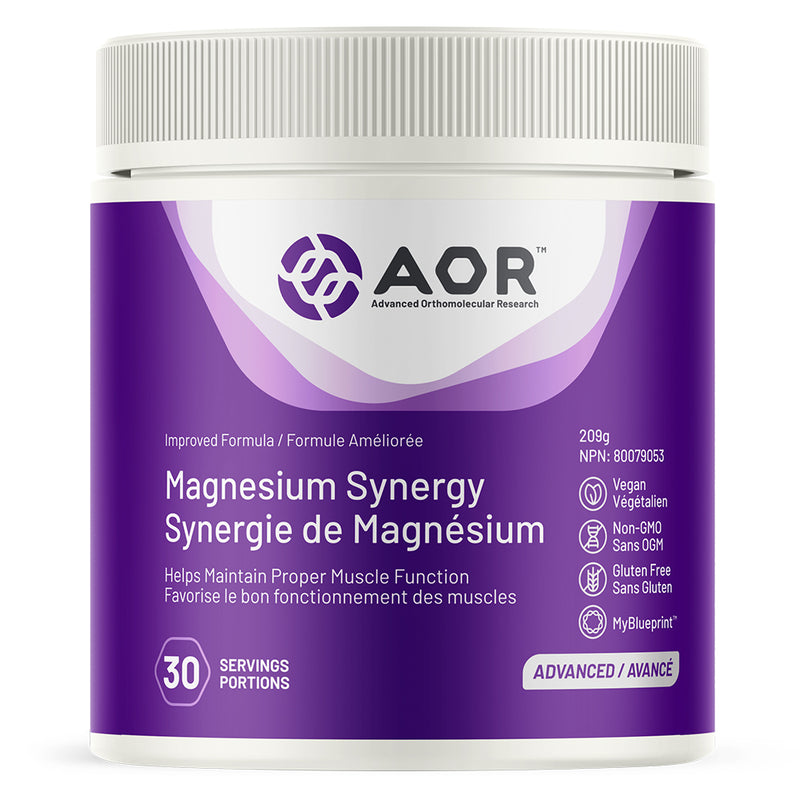 Magnesium Synergy AOR - Simpsons Pharmacy