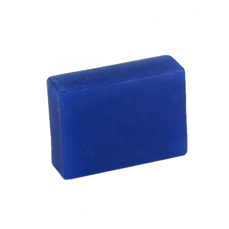 THE SOAP WORKS, LAVENDER BLUE GLASS SOAP BAR - Simpsons Pharmacy