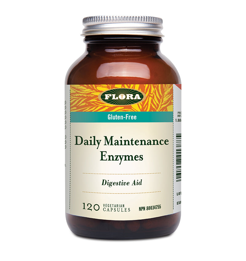 Daily Maintenance Enzymes Flora - Simpsons Pharmacy