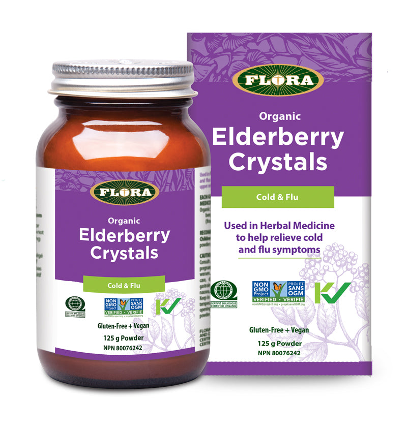 Elderberry Crystals - Simpsons Pharmacy