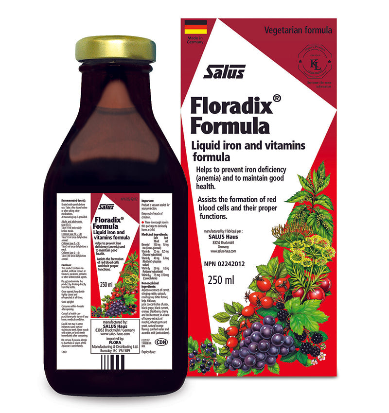 Floradix Formula - Simpsons Pharmacy