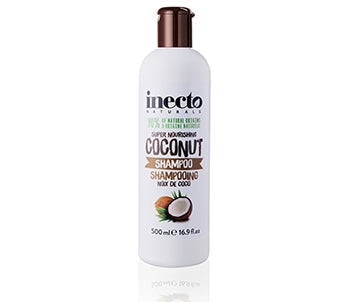 INECTO COCONUT SUPER NOURISHING SHAMPOO 500ML - Simpsons Pharmacy