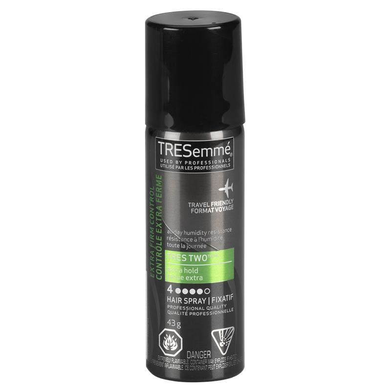 Tresemme Tres Two Extra Hold Hair Spray, Travel Friendly - Simpsons Pharmacy