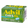 ADVIL COLD & FLU 20S - Simpsons Pharmacy