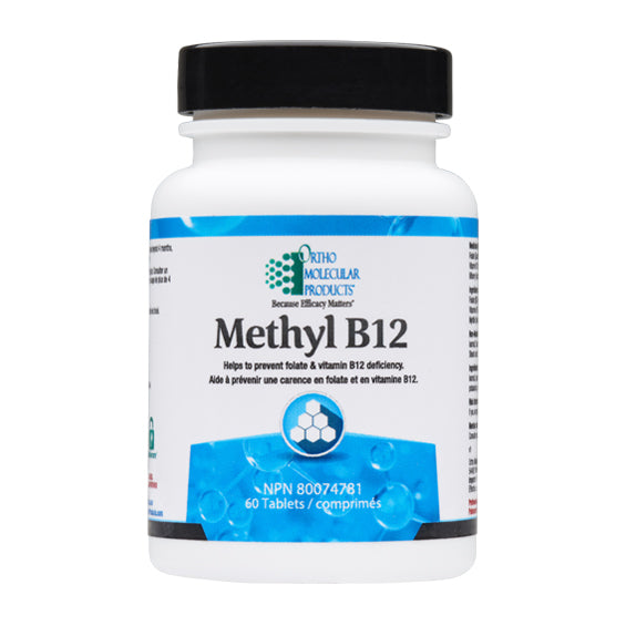 Methyl B12 Ortho Molecular Products - Simpsons Pharmacy