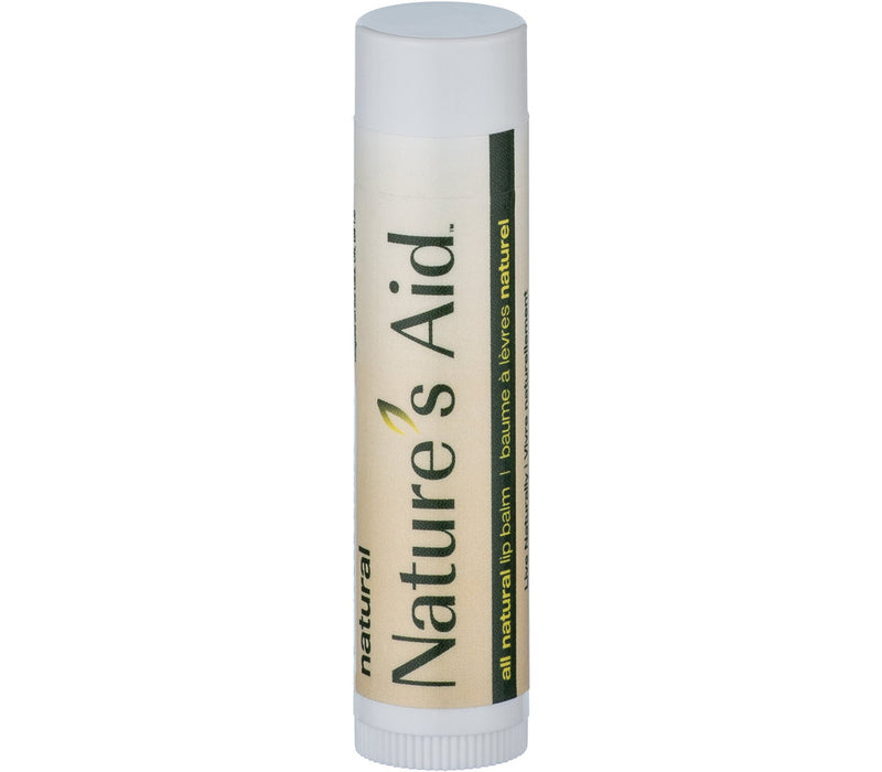 Nature's Aid Natural Lip Balm - Simpsons Pharmacy