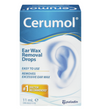 Cerumol Ear Drops 11 ML - Simpsons Pharmacy
