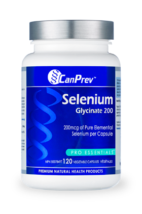 CanPrev Selenium Glycinate 200 - Simpsons Pharmacy