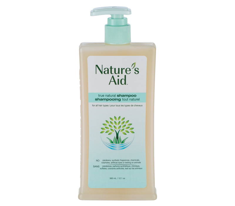 Nature's Aid Clarifying Shampoo with Mint & Grapefruit - Simpsons Pharmacy