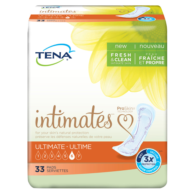 TENA INTIMATES PADS, ULTIMATE, 33's - Simpsons Pharmacy