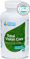 Total Vision Care - Platinum Naturals - 60 softgels - Simpsons Pharmacy