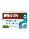 BENYLIN ALL IN ONE COLD & FLU LIQUI-GELS 20S - Simpsons Pharmacy