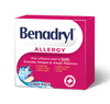 Benadryl Allergy Relief 25mg Liqui-Gels - 20 Capsules - Simpsons Pharmacy