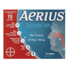 Aerius Non-Drowsy 5mg 24 Hour Allergy Relief - 20 Tablets - Simpsons Pharmacy