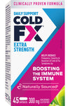 Cold FX Extra Strength Boosting the Immune System 300 mg- 45 Capsules