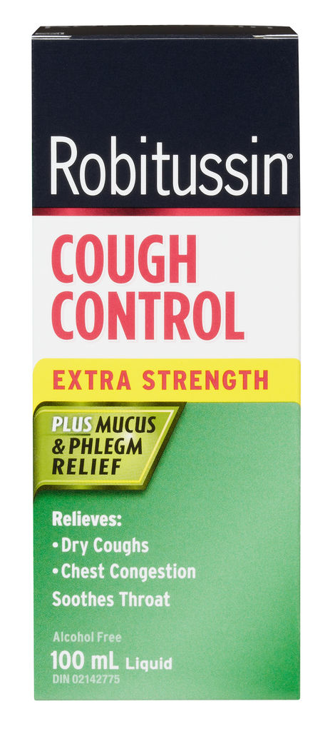 ROBITUSSIN DM EXPECTORANT SYRUP - EXTRA STRENGTH 100ML - Simpsons Pharmacy