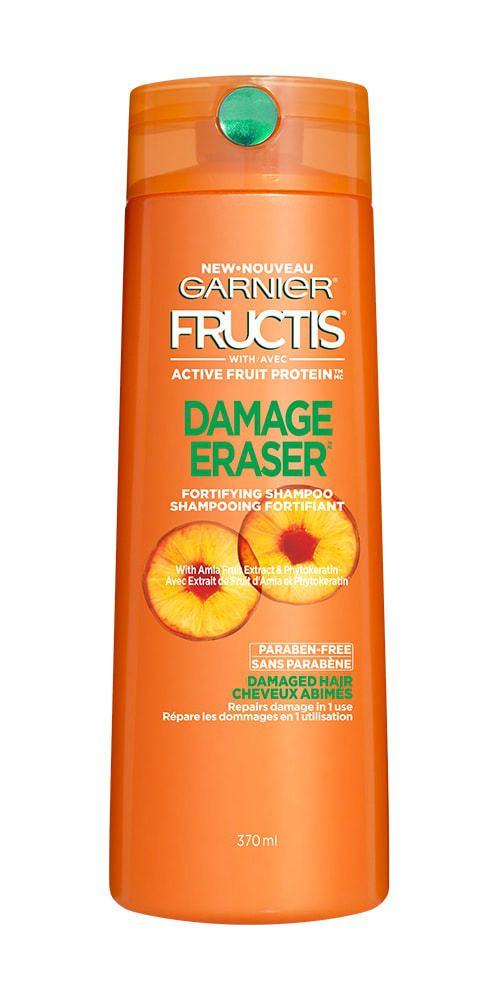 GARNIER FRUCTIS DAMAGE ERASER SHAMPOO 370ML - Simpsons Pharmacy