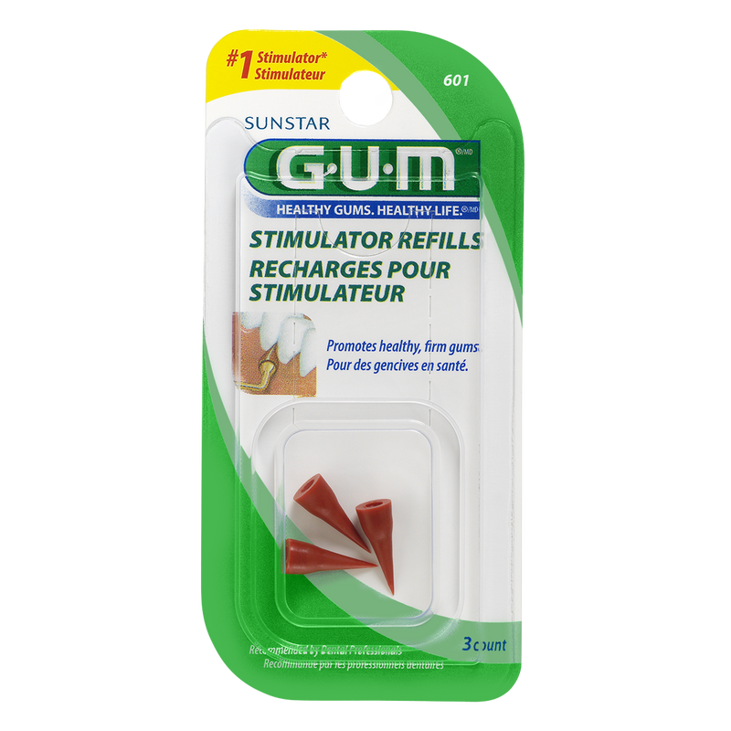 Gum Stimulator Refills 3p - Simpsons Pharmacy