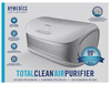 Homedics Total Clean Air Purifier - Simpsons Pharmacy